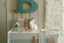Blue/Green Nursery Love / by Lori Blair