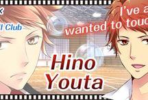 Sports club boyfriend - Hino Youta