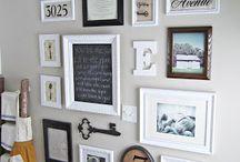 Crafy Ideas: Gallery Wall