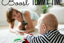 Baby Tummy Time / by Valerie Downs