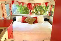 New vintage caravan ideas ! / Interior design.