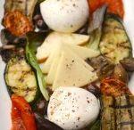 Grigliate di verdure antipasto