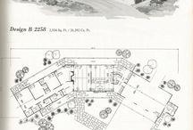 House Plans / by Rebekah Wales