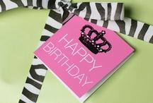 Somebody's birthday!! / by Jeannette Burson