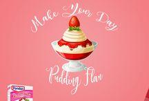 Pudding Flan Stroberi