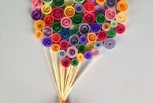 Crazy about Quilling / Quilling ideas