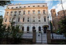 Hotelul d'Angleterre / Regina / Intim - Eminescu la Constanța