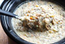 Crockpot recipes / by Kristie Raducka