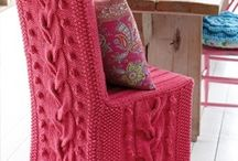 Pokrowce robione na drutach