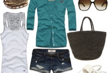 My closet.... one of these days! / by Haley Jones
