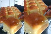 Tudo de pão pra você.