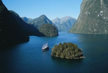 Fiordland / Fiordland is located in the South West of the South Island of New Zealand - it is the ultimate scenic destination and home to Milford Sound and Doubtful Sound and the beautiful lakeside towns of Manapouri and Te Anau.
