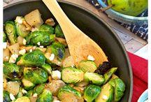 Recipes ~ Vegetables