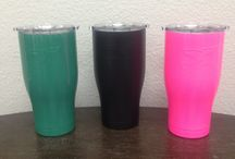 Powder Coated ORCA Chasers / Powder Coated ORCA Chasers