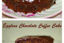 eggles coffee choco cake