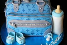 Cakes / by Sam I