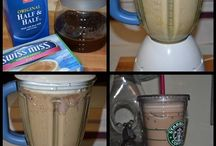 Smoothies,Hot/Iced Coffee's, Healthy Drinks