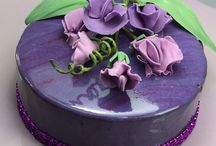Mirror Glasur Torten