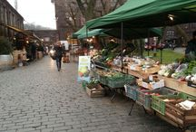 Warsaw City Markets / City Markets - to buy bio and regional food