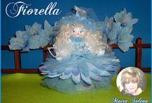 FIORELLA / Fiorella è una fatina piccola piccola, con bacchetta magica!