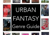 General Urban Fantasy