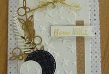 cartes Noël/Voeux