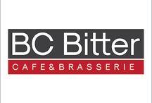 BC Bitter Cafe&Brasserie Logo Tasarımı