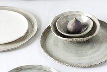 ceramicas y madera