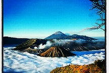 Semeru Mountain, Indonesia