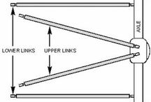 4 link suspension installation