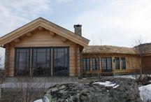 Eidfjord Hytte exterior
