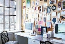 Decoração escritorio