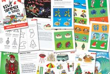 christmas / Early childhood education ideas to try for Christmas! Find more resources and ideas at www.teachertalk.org.nz #earlychildhoodeducation #resources #teachertalk #nzmade #chrsitmas