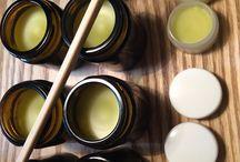 Naturlig hudvård / Ekologisk hudvård tillverkad av naturliga råvaror!