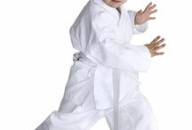 karate / inwardly humble, outwardly gentle