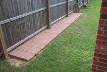 Petscaping Ideas / Pet friendly landscaping ideas
