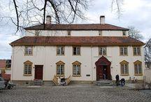 Bakke gård / Bakke gård, Innherredsveien 3a og 3b i Trondheim
