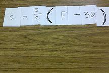 Ms math / by Harmony Skillman