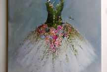 Ballet schilderij