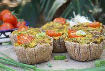 Ⓥ Quiches, Tarts, Pies & Empanadas, etc...