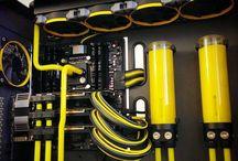 PC yellow