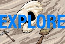 "EXPLORE: Educate Yourself / ""The learned is happy, nature to explore; The fool is happy, that he knows no more."" by Alexander Pope We're pinning lots of fun, educational history and scientific facts. #education"