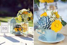 wedding ideas / by Hadlei Taylor