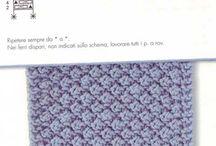 Ferri e uncinetto / Creazioni a maglia