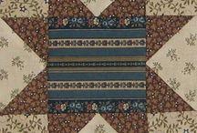Passion sampler quilt