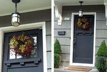decorating // house exterior / by LeAnne Ballard
