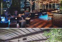 Design: Roof top bars