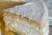 dolci/torte senza cottura