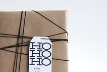 { gift wrappings: holidays }