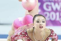 Korea Rhythmic gymnastics